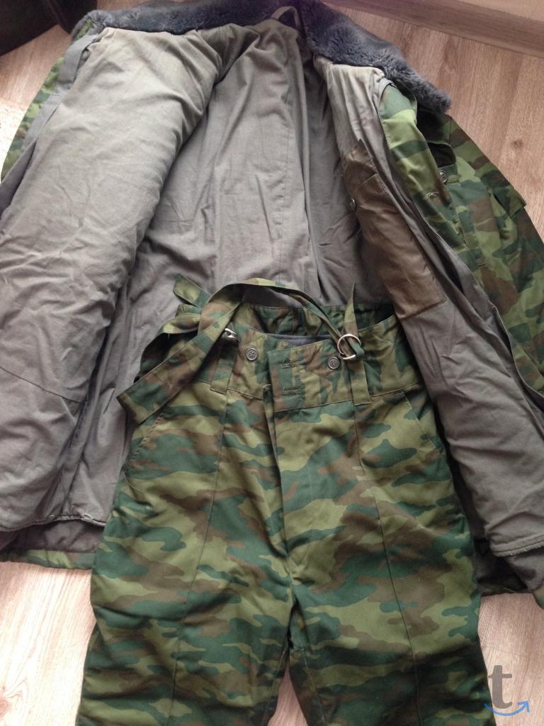 Бушлат 44/2 размер куртка зимний...