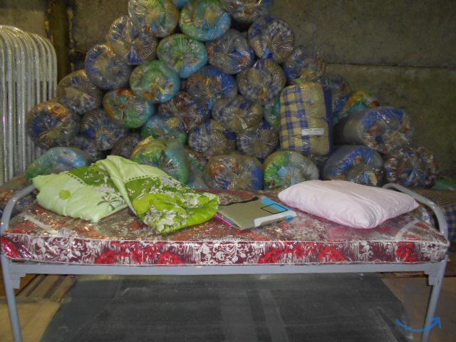 Комплект спальный матрас подушка...