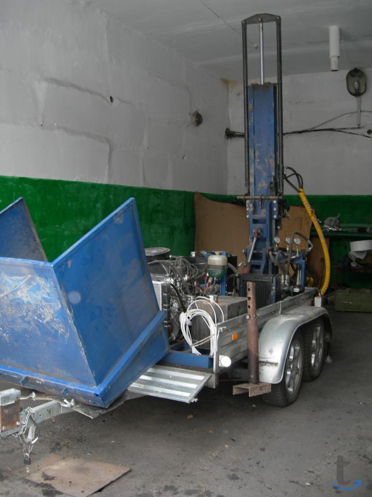 Оборудование для бурения на воду