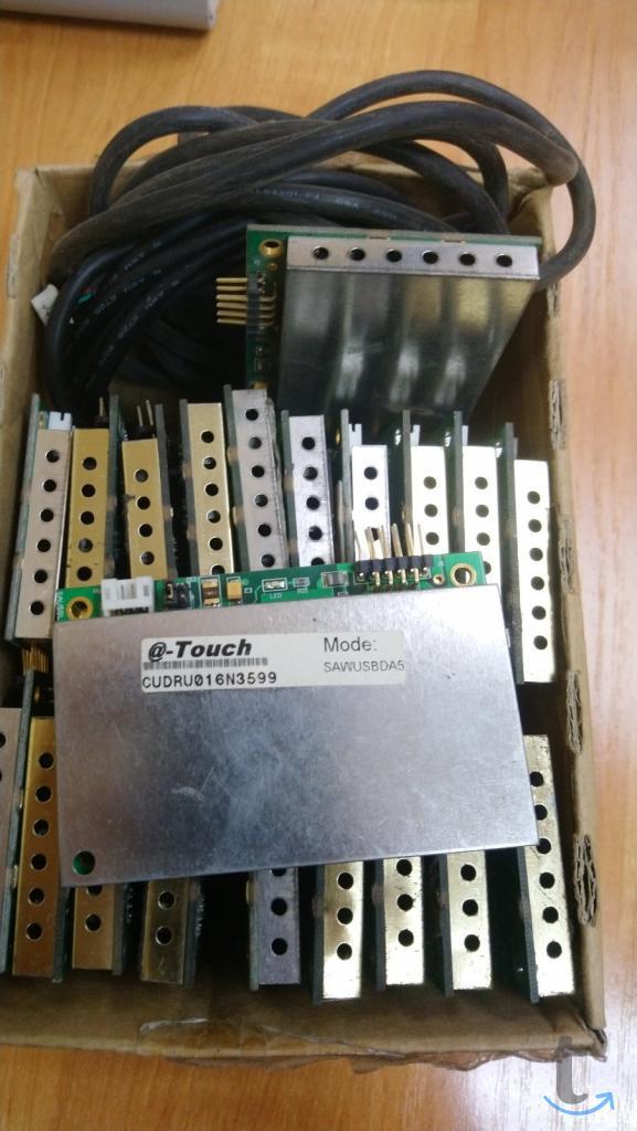 Контроллер сенсорного стекла @touch