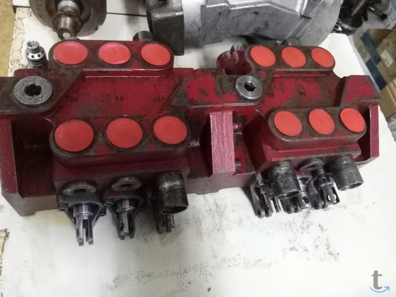 Продам гидрораспределитель RM-316