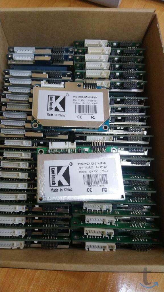 контроллер Kee touch 5V/12V