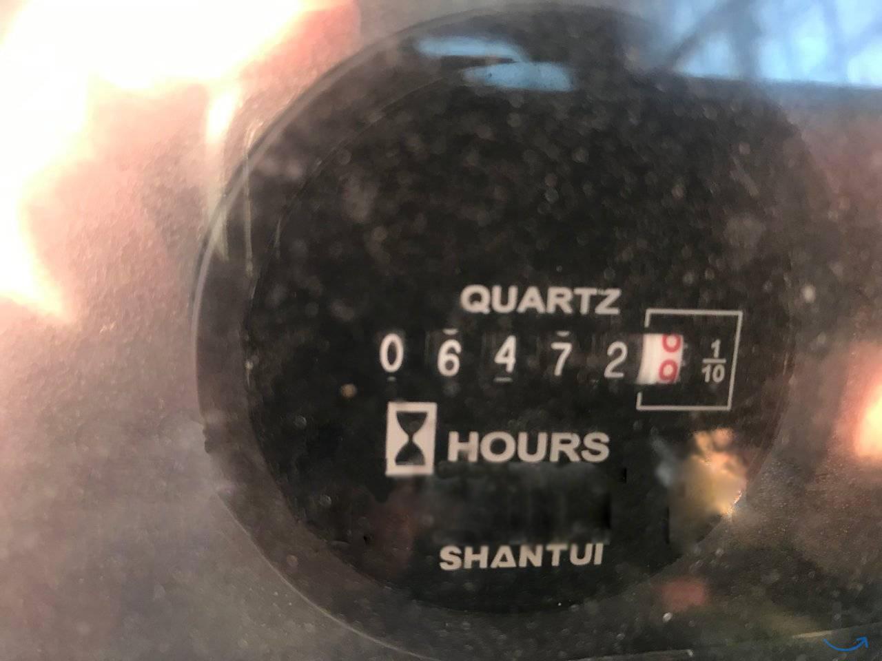 Бульдозер Shantui SD22 F