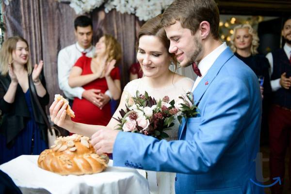 Свадьба - весной в Томске, Парад...