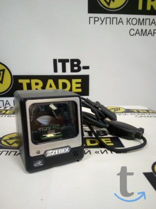 Сканер штрих-кода Zebex A-50M СОМ