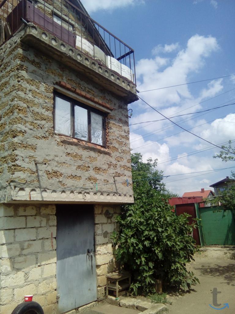 Жилая дача-дом в Крыму