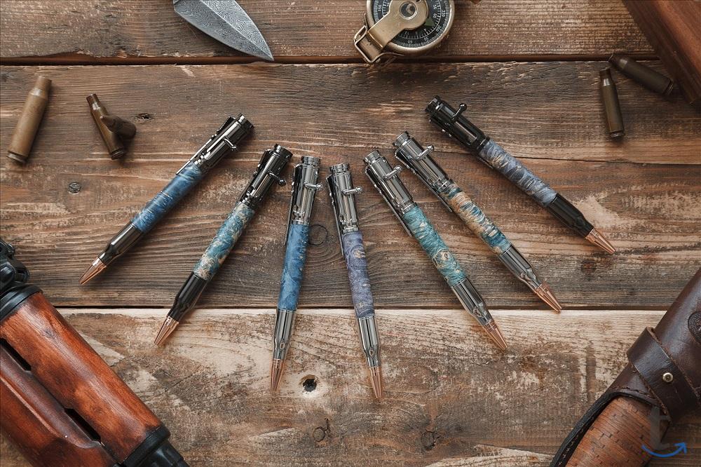 Шариковая ручка  Патрон