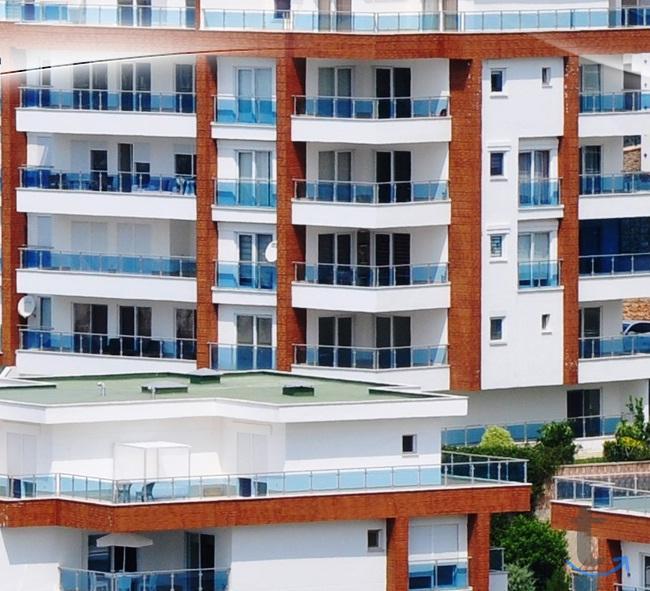 Квартиры в Алании, Турция