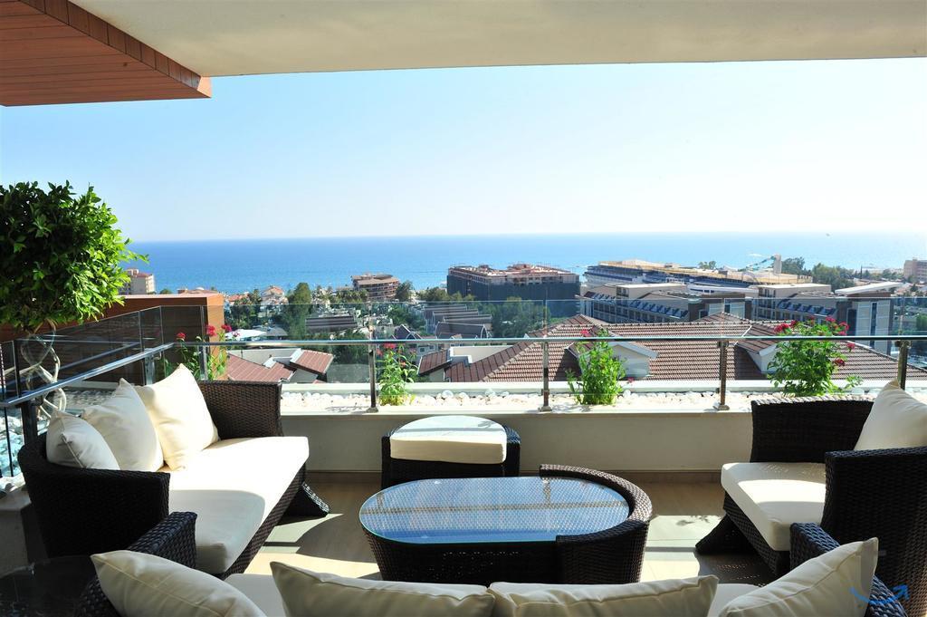 Апарт-отель в Алании, Турция