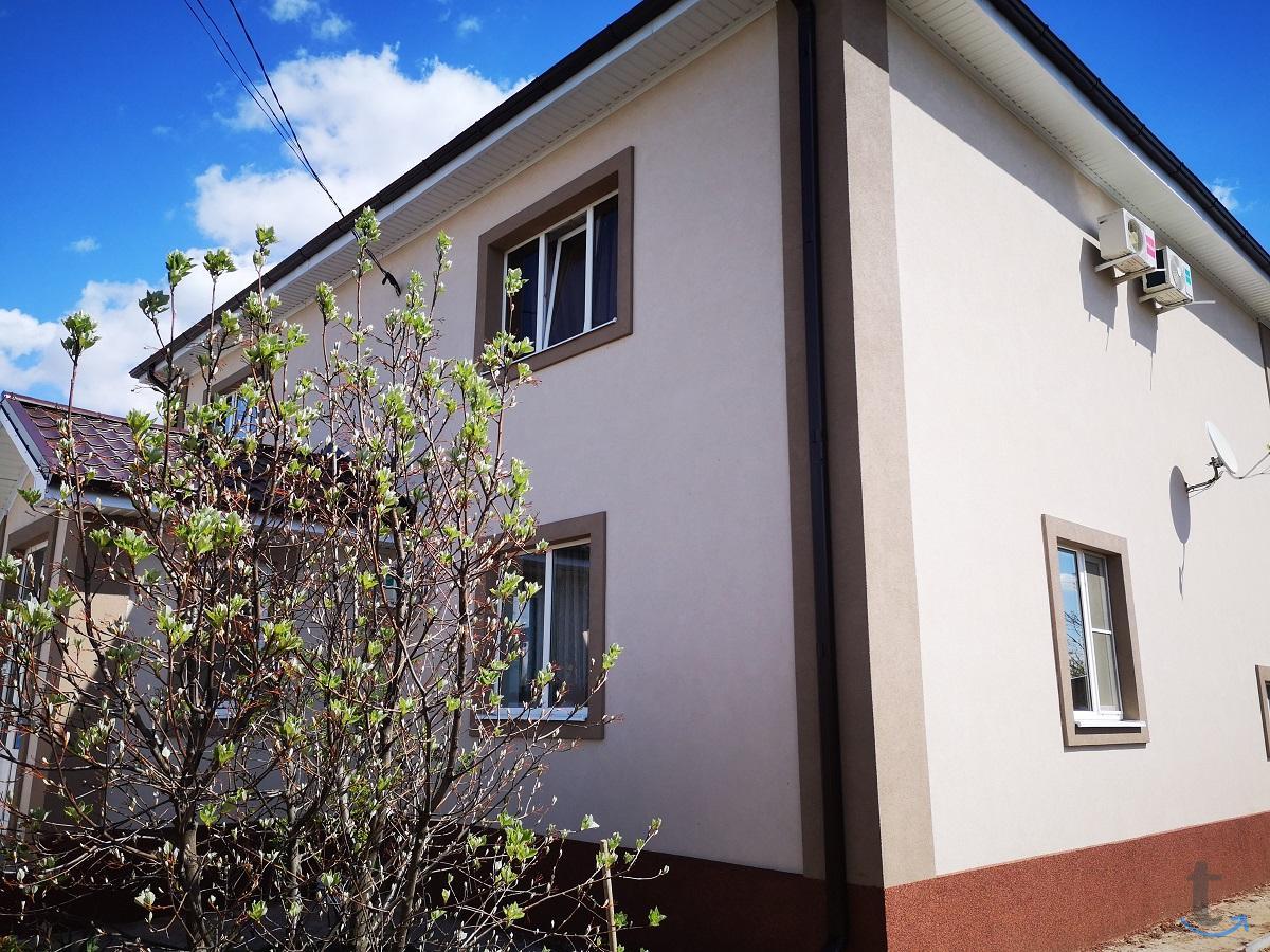 Фасадные работы, утепление, ремо...