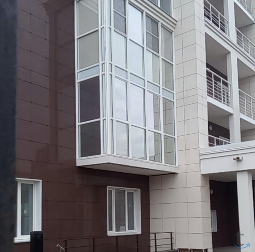 Тонировка лоджий, Балконов, Витр...