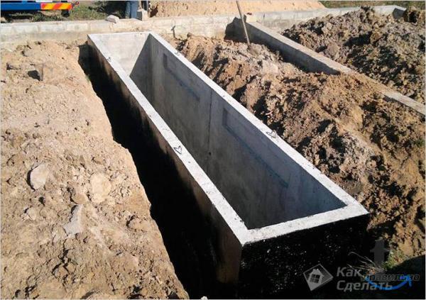 Погреб монолитный, смотровая яма...