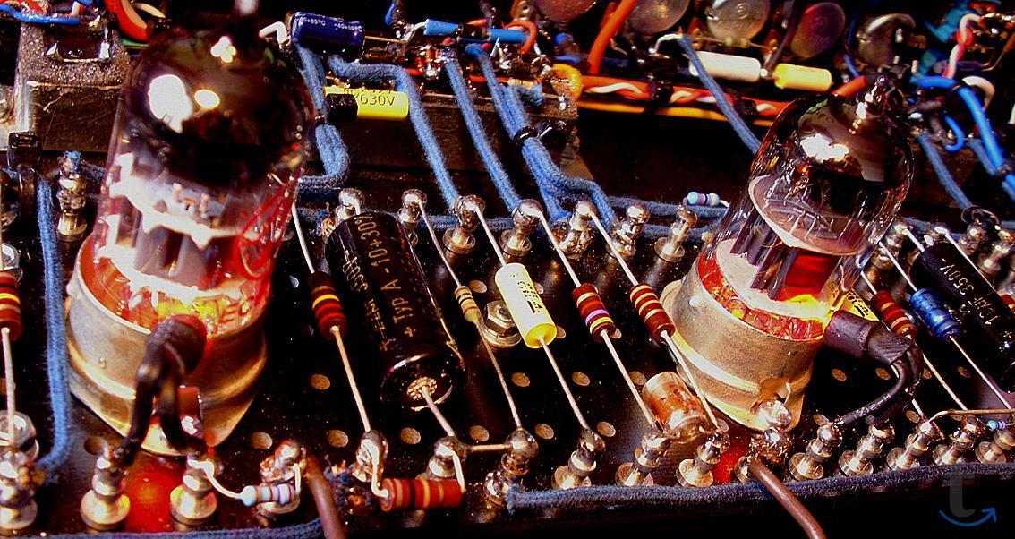 Ремонт усилителей, синтезаторов,...