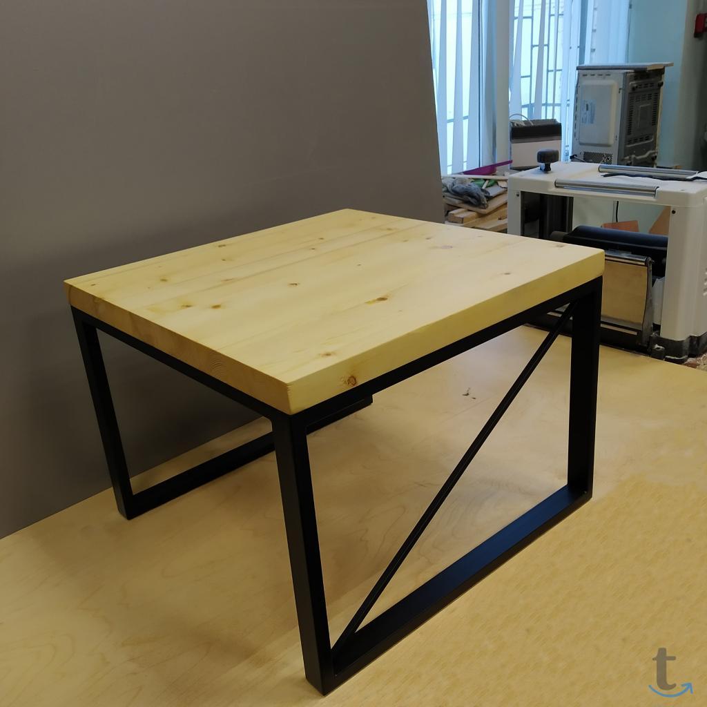 Столик журнальный мебель loft