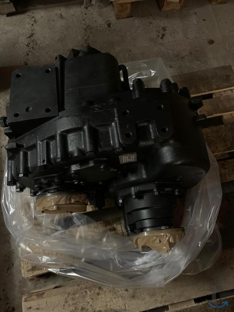 Раздаточная коробка ZF 1600/300 ...