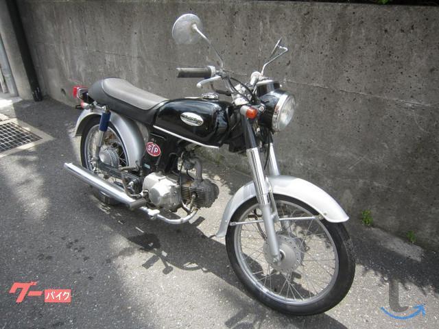 Мотоцикл дорожный Honda CD50 Ben...