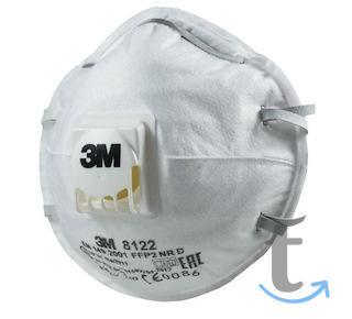 Защитная маска фильтрующая