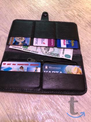 Мужской кошелёк, портмоне, мужск...