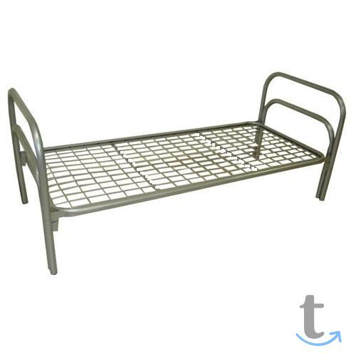 Кровати металлические двухъярусн...
