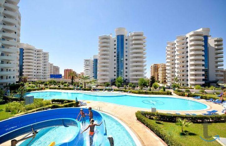 Апартаменты в Авсалларе, Турция