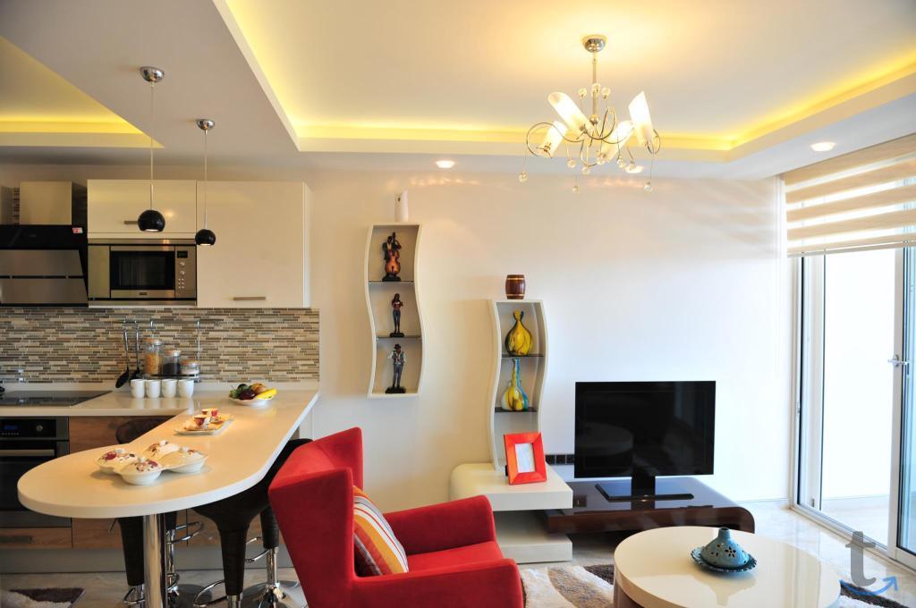 Элитные апартаменты в Алании, Турция