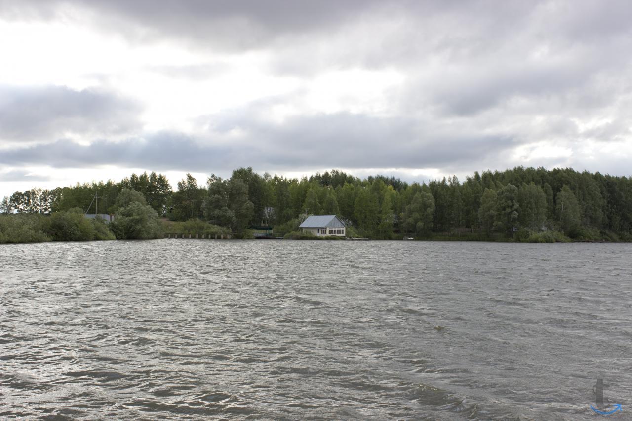 База отдыха «Акбаш» на берегу пруда