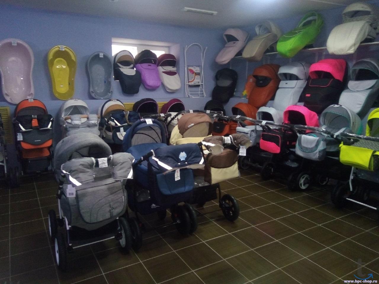 Магазин товаров для новорожденны...