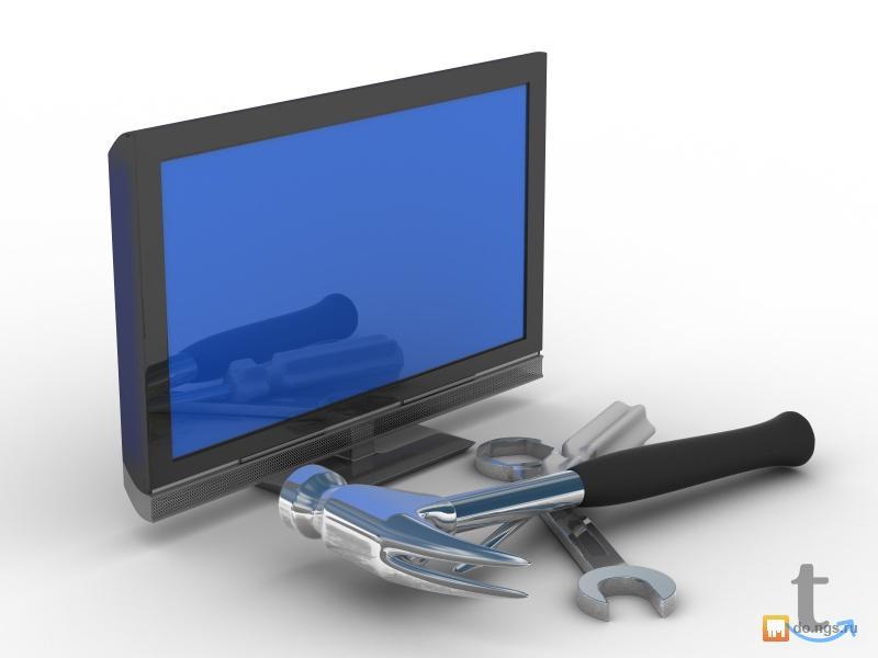 Срочный ремонт телевизоров в Кал...