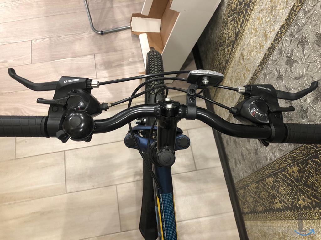 Велосипед подростковый Stels Nav...