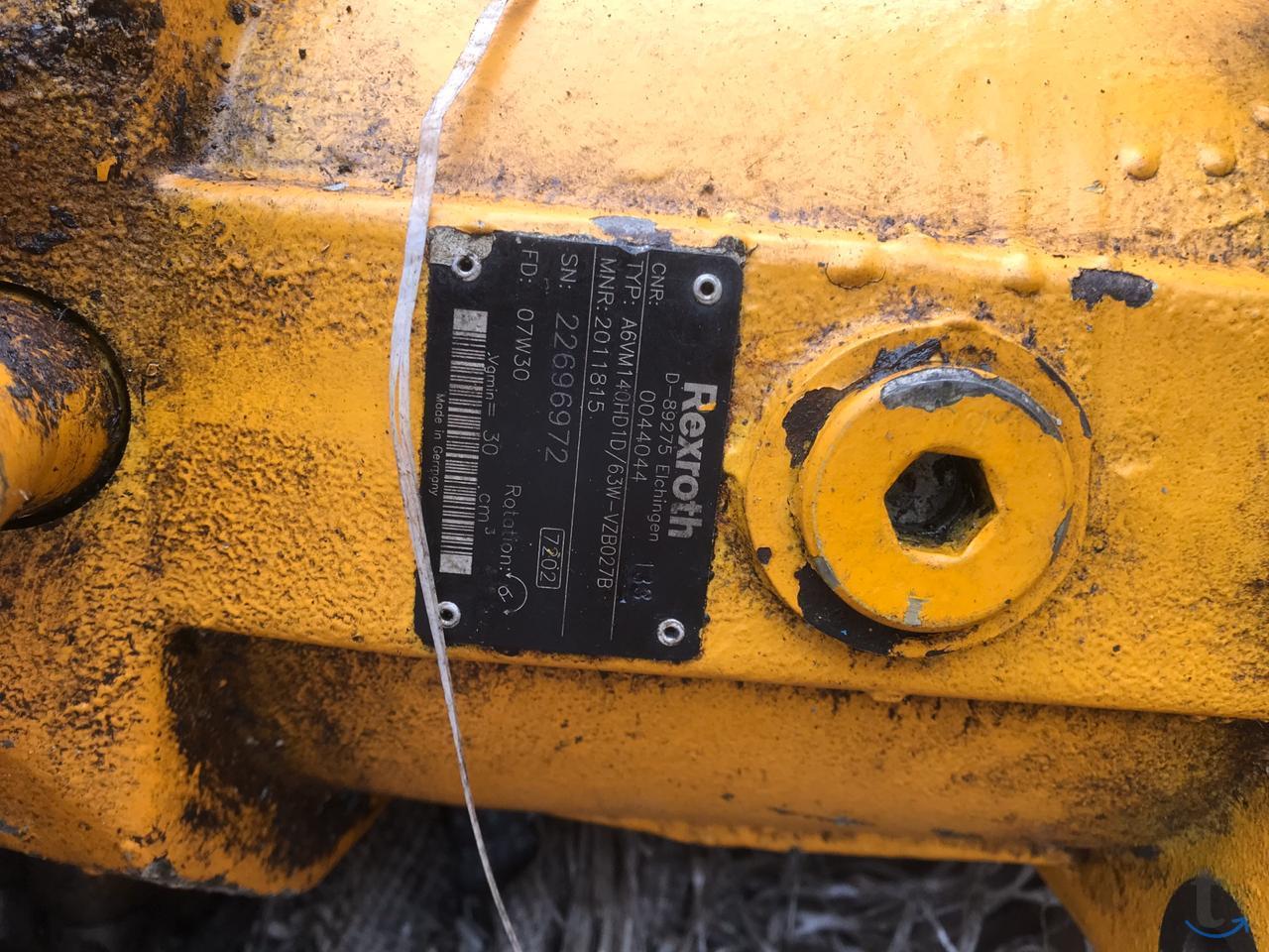 Гидромотор Bocsh Rexroth A6VM140...
