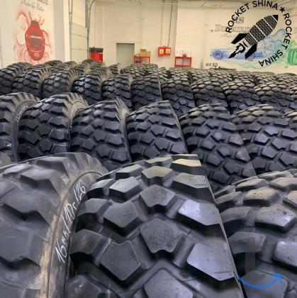 Грузовые шины 16.00R20 Michelin XZL новые и б/у