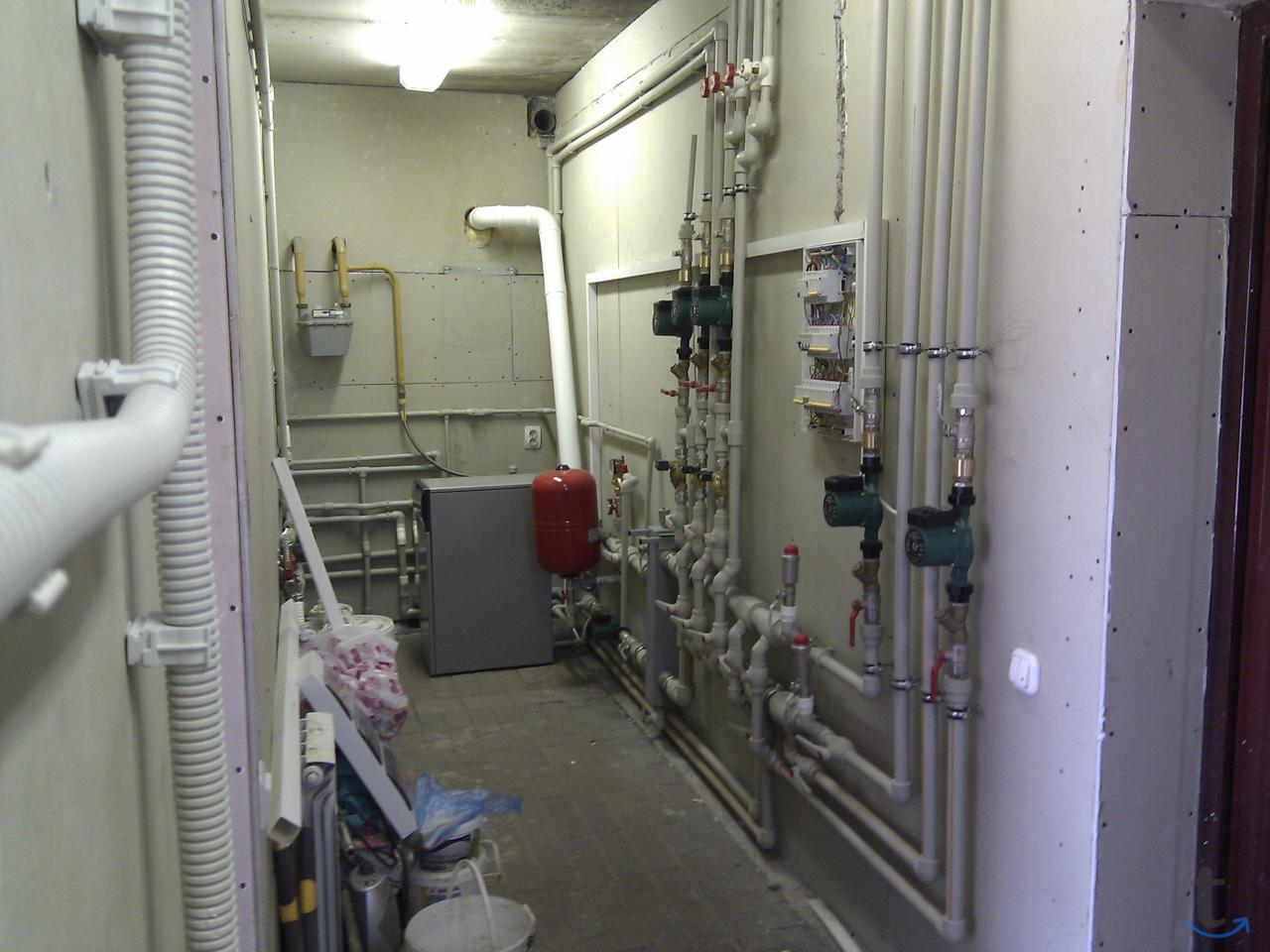 Отопление, водоснабжение, сантех...