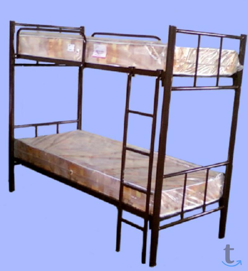 Кровати 2-х ярусные металлически...