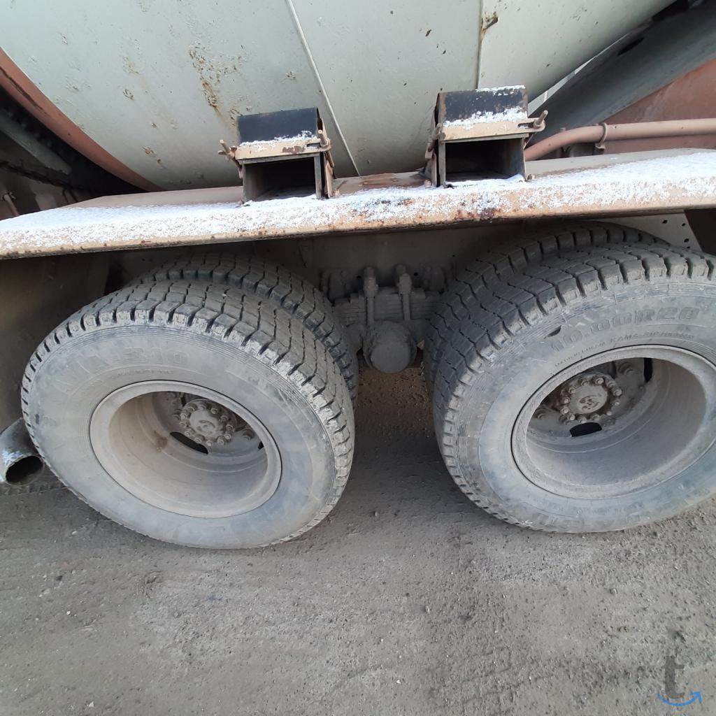 бетоно миксер АСБ 5-7 кубов 06Г