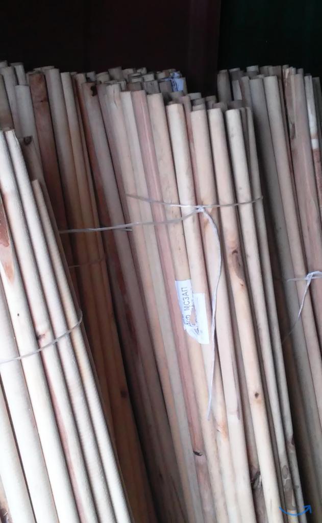 Шканты (нагеля) деревянные
