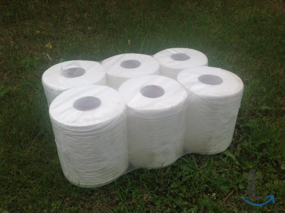 Объявление: Бумажные полоте.. - Балашиха