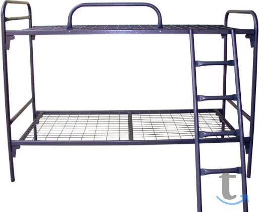 Современные металлические кровати
