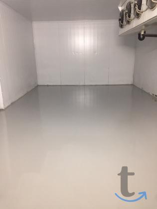 Промышленные бетонные полы и пол...