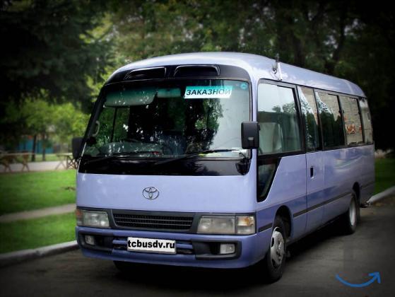 АвтобусДВ-пассажирские перевозки...