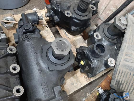 Механизм рулевой ГУР RBL C700 VW...