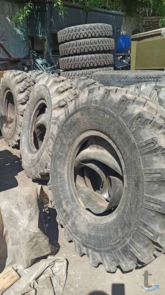 Шины М-93 (320-508) для грузовог...