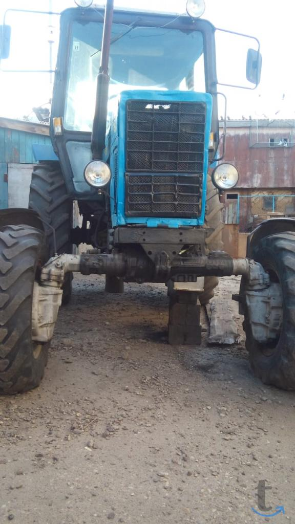 Трактор  Беларусь Мтз 82 1992 г