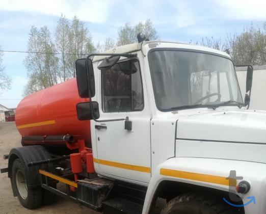 Водовоз 2020г Газ 3309