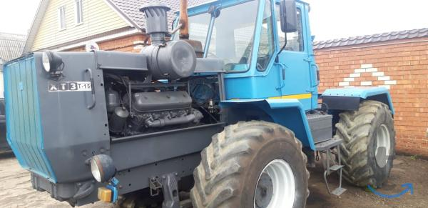 Трактор ХТА -220-10 Слабожанец 2...