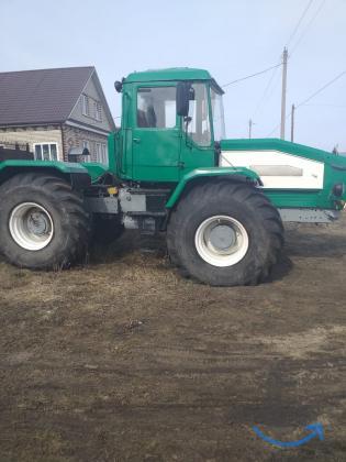 Трактор Хтз Т-150 2012г
