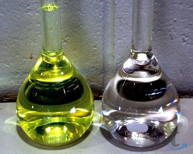 Газовый конденсат темный, светлый.