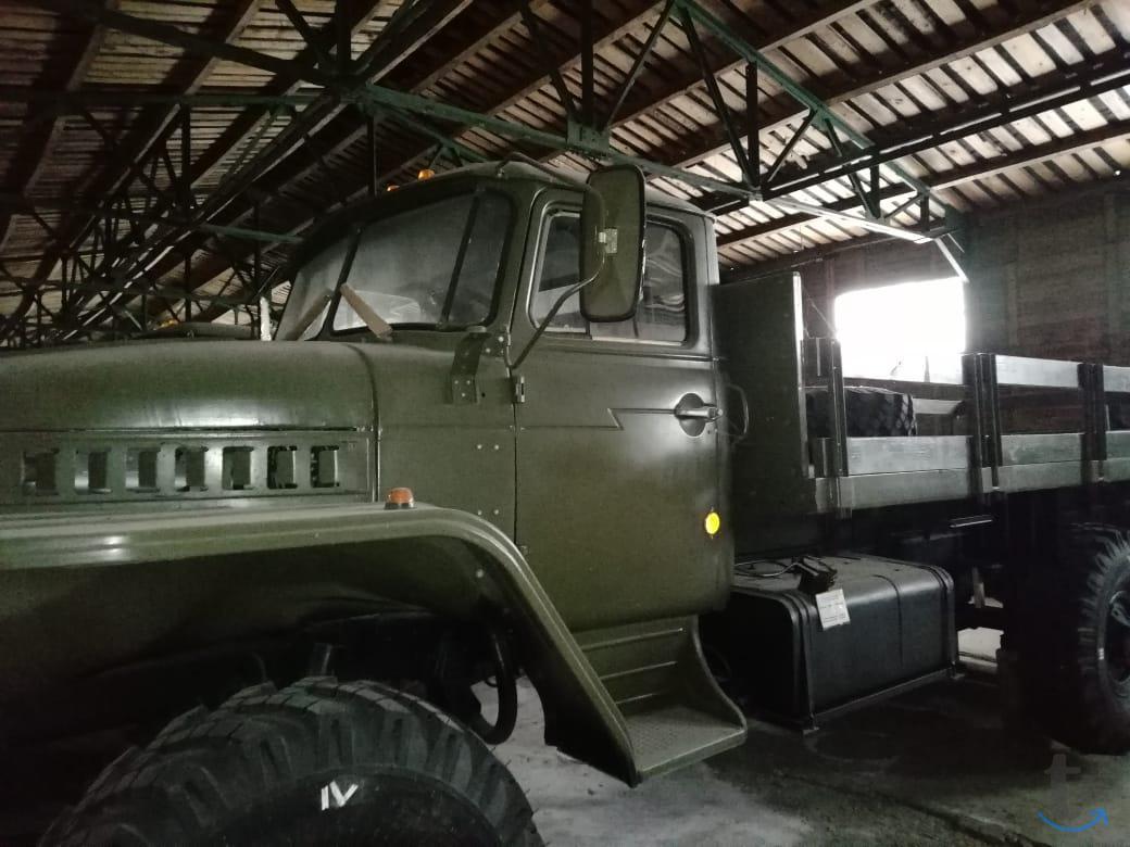 Урал-4320 бортовой