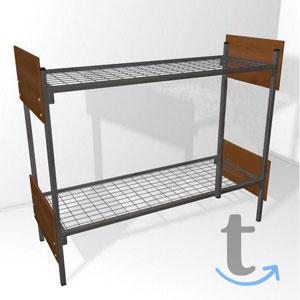 Недорогие металлические кровати ...