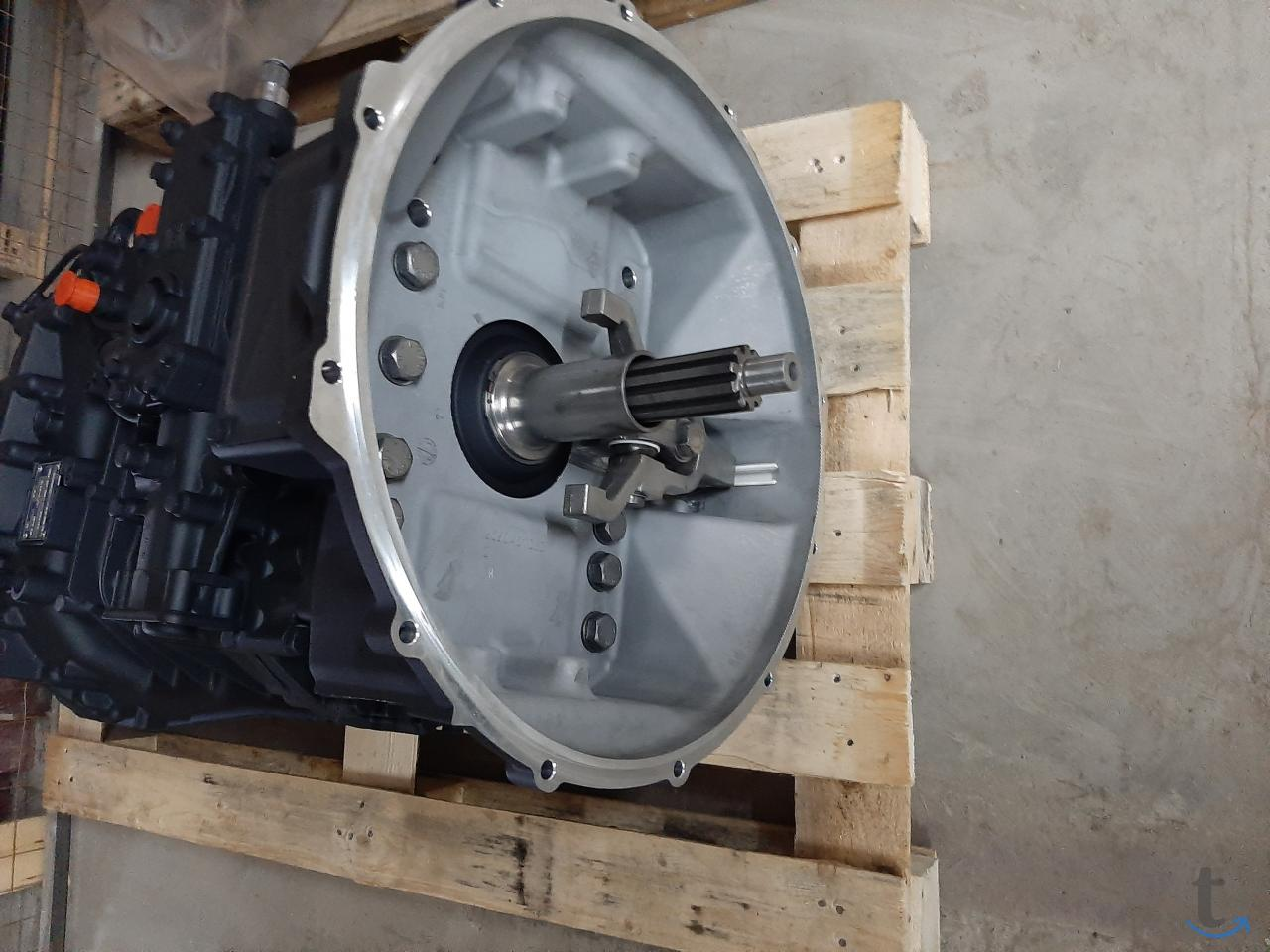 КПП ZF 9S1310 Коробка передач ZF...