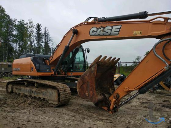 Экскаватор Case CX290B